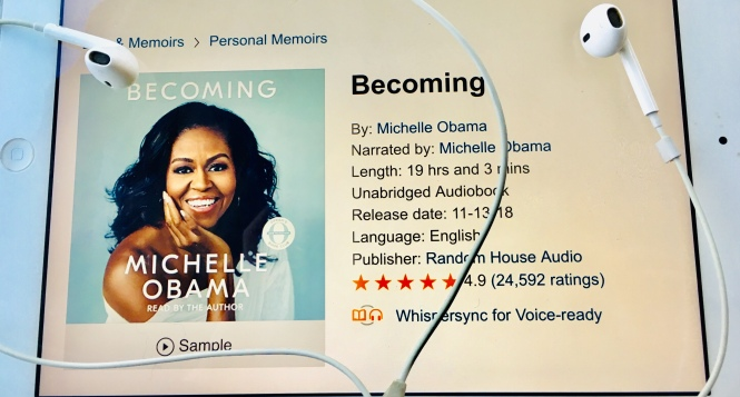 The Michelle Obama Example: Why Book Publishers Should Make Podcasts